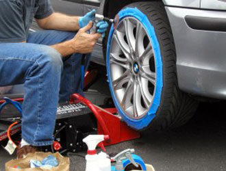 Alloy Wheel Repair in Essex